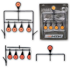 Spinner (Alvo de Metal) Para Armas de Pressão - NTK