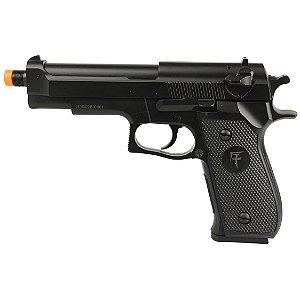 Pistola Airsoft Full Metal  Spring (Mola) Saigo 92