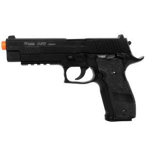 Pistola Airsoft Sig Sauer X-Five Co2 Full Metal - CyberGun