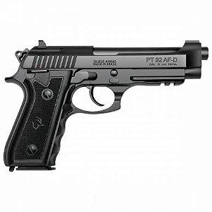 "Pistola Taurus 92 Cal. 9mm - 5"" polegadas"