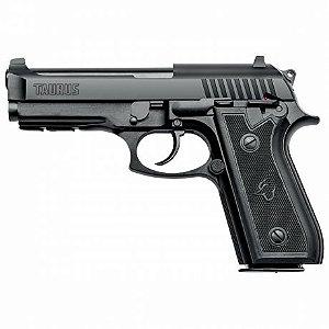 "Pistola Taurus 917 Cal. 9mm - 4"" polegadas"