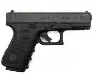Pistola Glock G25 Cal. 380