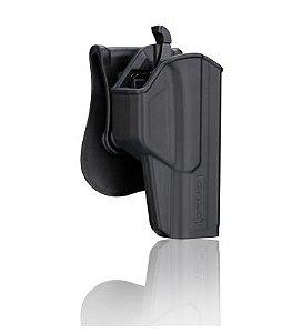 Coldre Externo em Polímero Para Glock CY-TG17 - Cytac