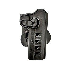 Coldre Em Polímero Para Taurus, Colt 1911 e Imbel MD1 (SC096) - Só Coldres