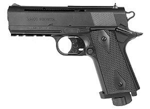 Pistola de Pressão Wingun W401 Co2 Cal. 4,5mm - Rossi