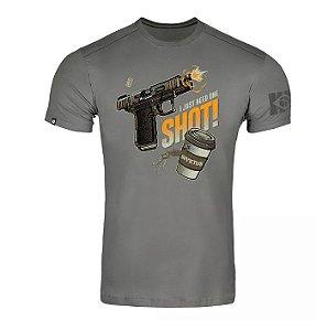 T-Shirt Concept Espresso - Invictus