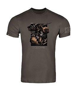 T-Shirt Concept K9 - Invictus