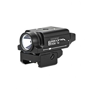 Lanterna Tática 600 Lumens PL-MINI 2 Valkyrie Para Pistola Olight