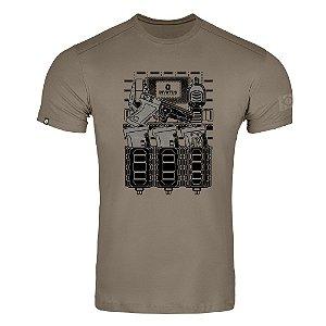 T-Shirt Concept Molle - Invictus