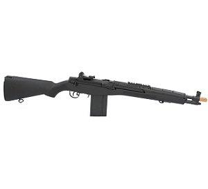 Rifle Airsoft M14 Scout (CM032A BK) Elétrico - Cyma