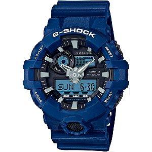 Relógio Casio GA-700-2ADR - G-Shock