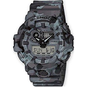 Relógio Casio GA-700CM-8ADR - G-Shock