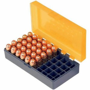 Caixa Para Munições 38 SPL e 357 Magnum Smart Reloader - SJ623