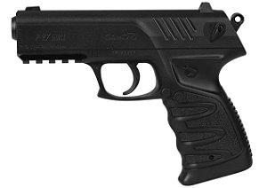 Pistola de Pressão Co2 P-27 Cal. 4,5mm - Gamo