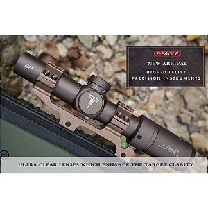 Luneta (Mira Óptica) T-EAGLE ER 1.2-6x24IR RifleScope