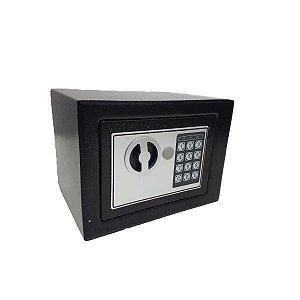 Cofre Eletrônico 23x17x17cm - AVB