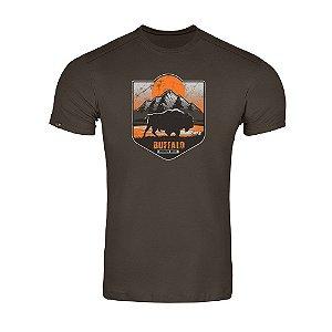 T-Shirt Buffalo Coffee Yosemite