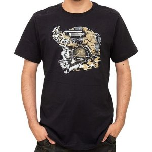 Invictus T-Shirt Concept Blackjack