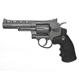 Rossi Revolver de Pressão Wingun Metal 701 CO2 4,5MM