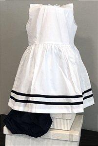 Vestido regata prega
