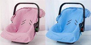 Capa Para Bebê Conforto [Unidade]