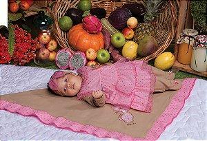 Saída da Maternidade Preciosa da Mamãe - Ref: 17937