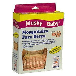 Mosquiteiro para Berço Ref. 1320 - Musky Baby