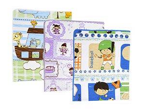 Cobertor Estampas Animadas - Papi 4508 [Unidade]