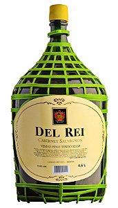 Vinho Del Rei Fino Tinto Seco Cabernet Sauvignon 4,6l