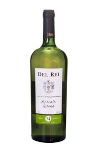 Vinho Del Rei Branco Seco Moscato Lorena 1l