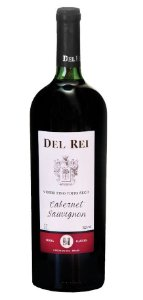 Vinho Del Rei Fino Tinto Seco Cabernet Sauvignon 1l