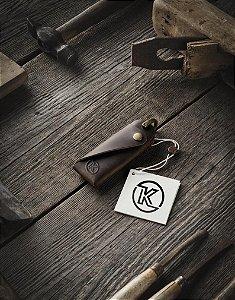 Porta Chaves Couro G-Dragon Café