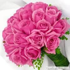 Buque de Noiva Pink