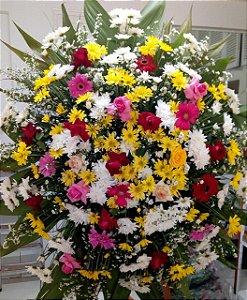 Coroa de flores 1