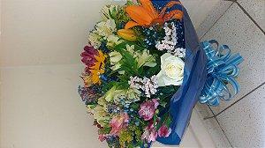 Buquê flores mistas