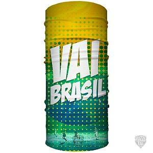 Bandana Tubular Edição Futebol - Rag Vai Brasil