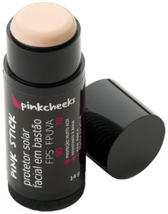 Protetor Solar Pink Stick 10KM (PELE MUITO CLARA)- PinkCheeks