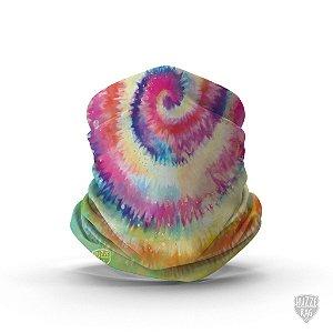 Bandana Tube Neck Huzze-Rag Tie-Dye
