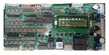 HL02 - PLACA CONTROLADORA RE-DESIGN COM DISPLAY (Antigo 61404R 61404)