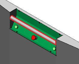 CONJUNTO BARRA DE APOIO (antigo 37586 - Plataformas AC02 Antigas - AC02-D-D9805)