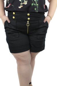 SHORTS PLUS SIZE BEATRIZ