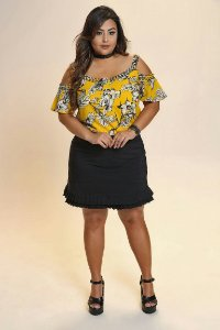 BLUSA PLUS SIZE HIT