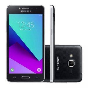 "Smartphone Samsung Galaxy J2 Prime TV Preto com 8GB, Dual chip, Tela 5"", TV Digital, 4G, Câmera 8MP, Android 6.0 e Processador Quad Core de 1.4 Ghz"