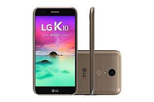 LG K10 Novo Dourado 32GB 4G 13MP