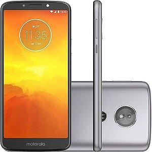 Smartphone Motorola Moto E5 16GB XT1944-4 Desbloqueado Platinum
