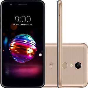 Smartphone LG K11+32GB Dual Chip Dourado