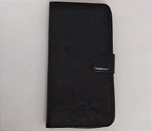 Capa tipo carteira Motorola Moto E5 Plus