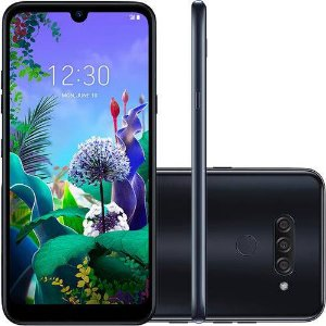 "Smartphone LG K12 Prime 64GB Dual Chip Android 9.0 (Pie) Tela 6.2"" Octa Core"
