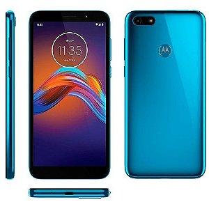 Smartphone Motorola Moto E6 Play 5.5'' 13MP - Azul Metálico