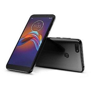 Smartphone Motorola Moto E6 Play 32GB Cinza Metálico Dual Chip